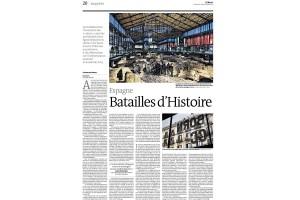 Le Monde December 2013