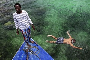 Kenyan Beach Boys -January 2010-