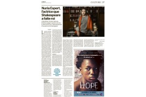 Le Monde Jan 2015