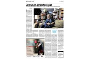 Le Monde Culture Sept 2015